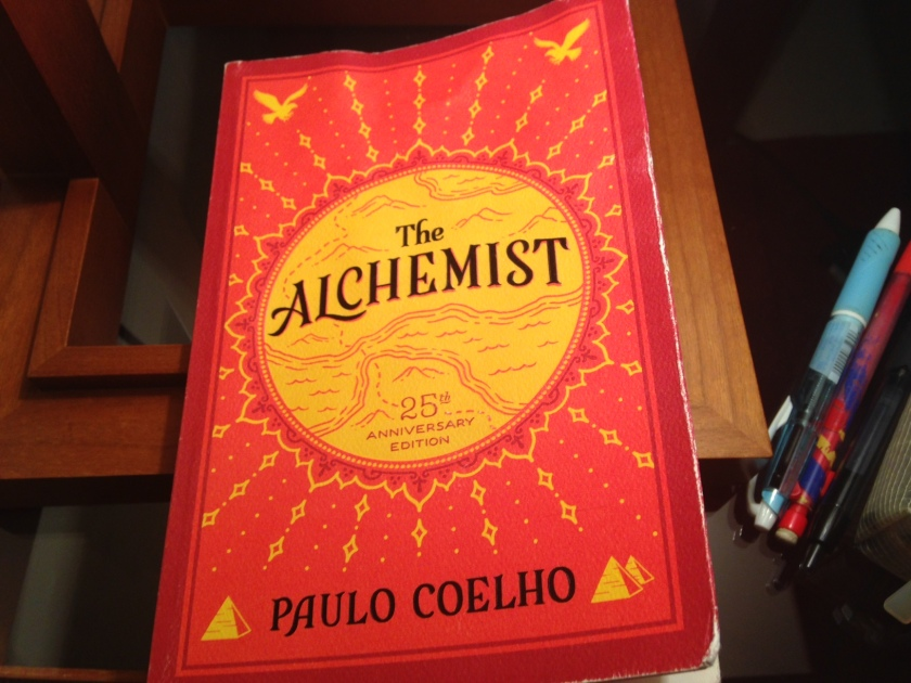 review paulo coelho s the alchemist chelsea leu in the world of the alchemist following your dreams isn t just a source of personal meaning it s pretty much divine mandate a self help book and vague